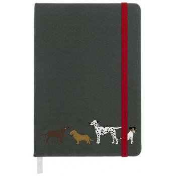 """Notizbuch """"Hunde"""" mit..."""
