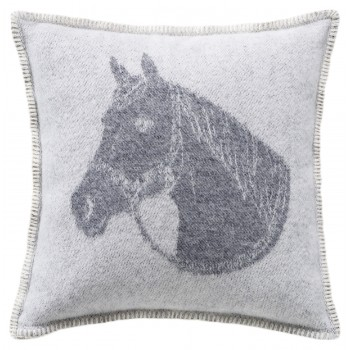Pferdekopf Kissen...