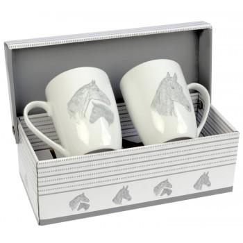 Pferde Tassenset in...