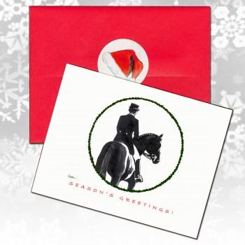 Weihnachtskartenset...