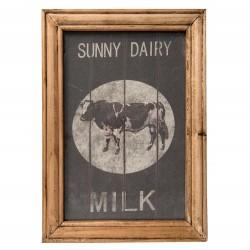 """Sunny Dairy Milk"""
