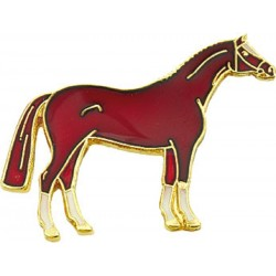 "Pin ""Warmblut"""