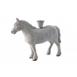 """Kerzenhalter """"Pferd"""""""