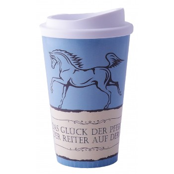 "Coffee-to-Go Becher ""Das..."