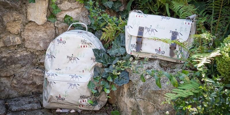 Exklusive Pferdegeschenke: Taschen, Rucksäcke & Geldbörsen