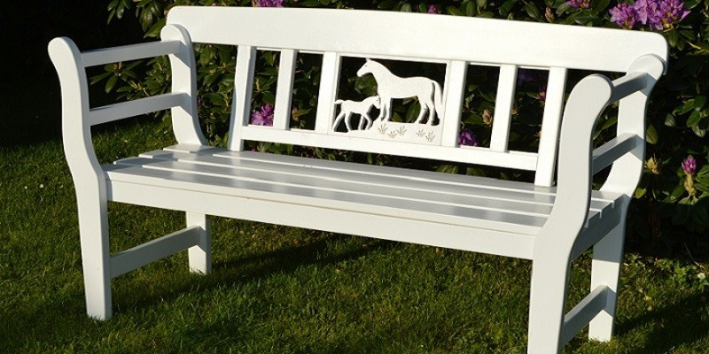 Exklusive Pferdegeschenke: Möbel & Ausstattung